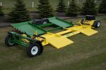 Farm Equipment Trailer Rental