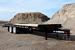 Flatdeck Trailer 24ft