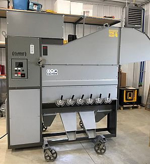 GCS 200 Grain Cleaner