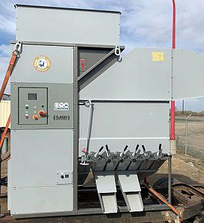 GCS-1000 Grain Cleaner