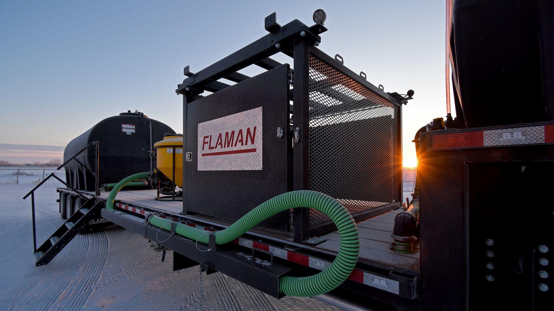 Flaman ST-9100