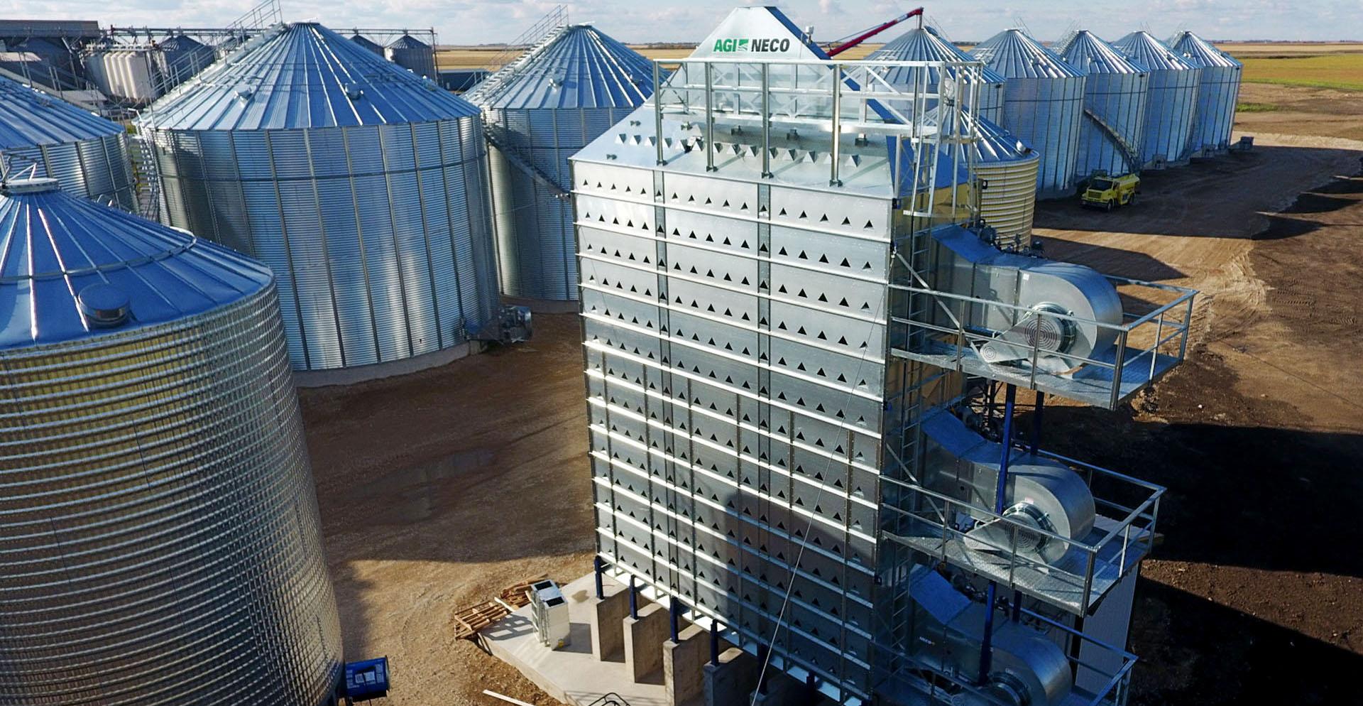 NECO Grain Dryer