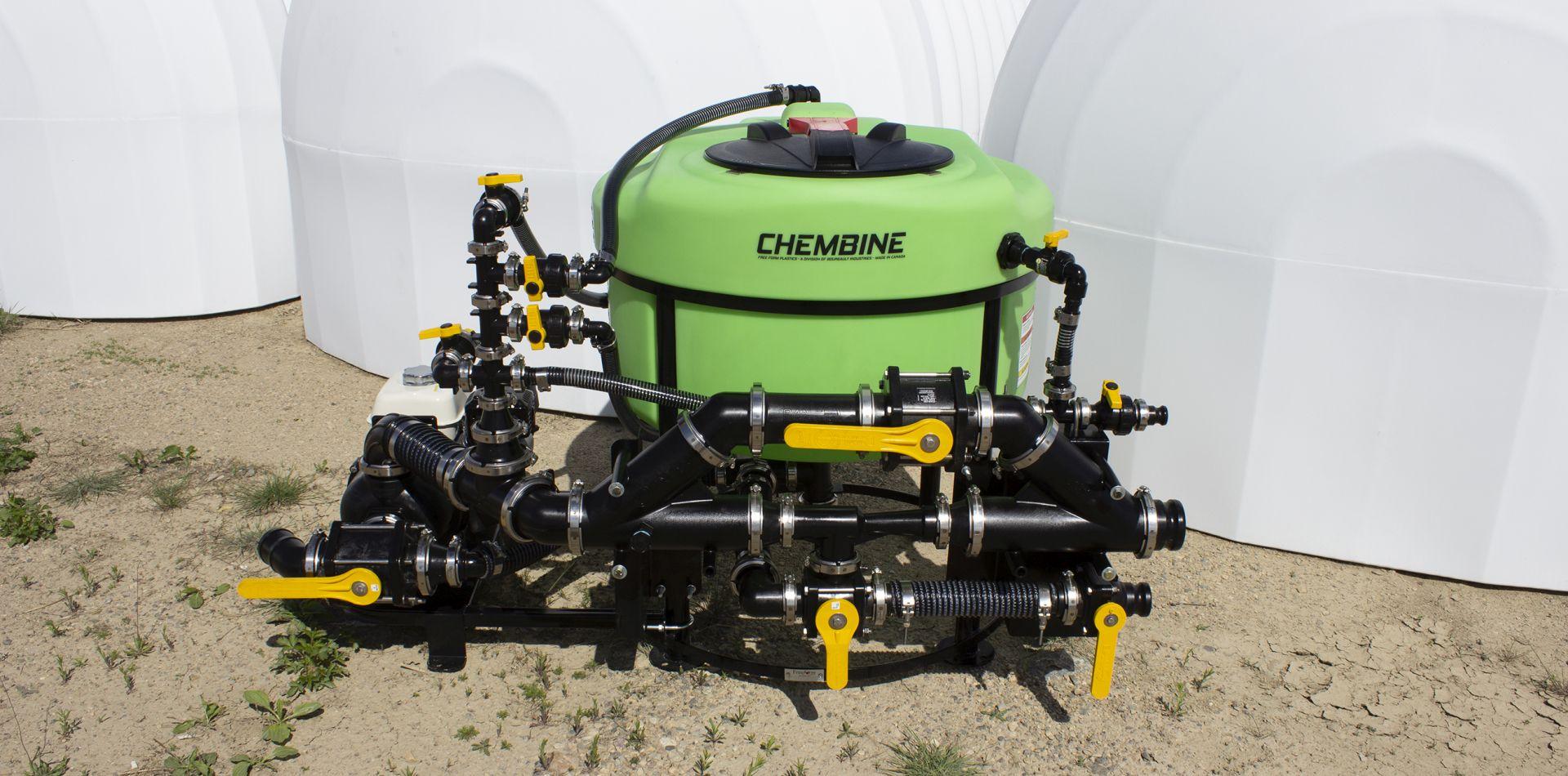 Chembine Chemical Mixer