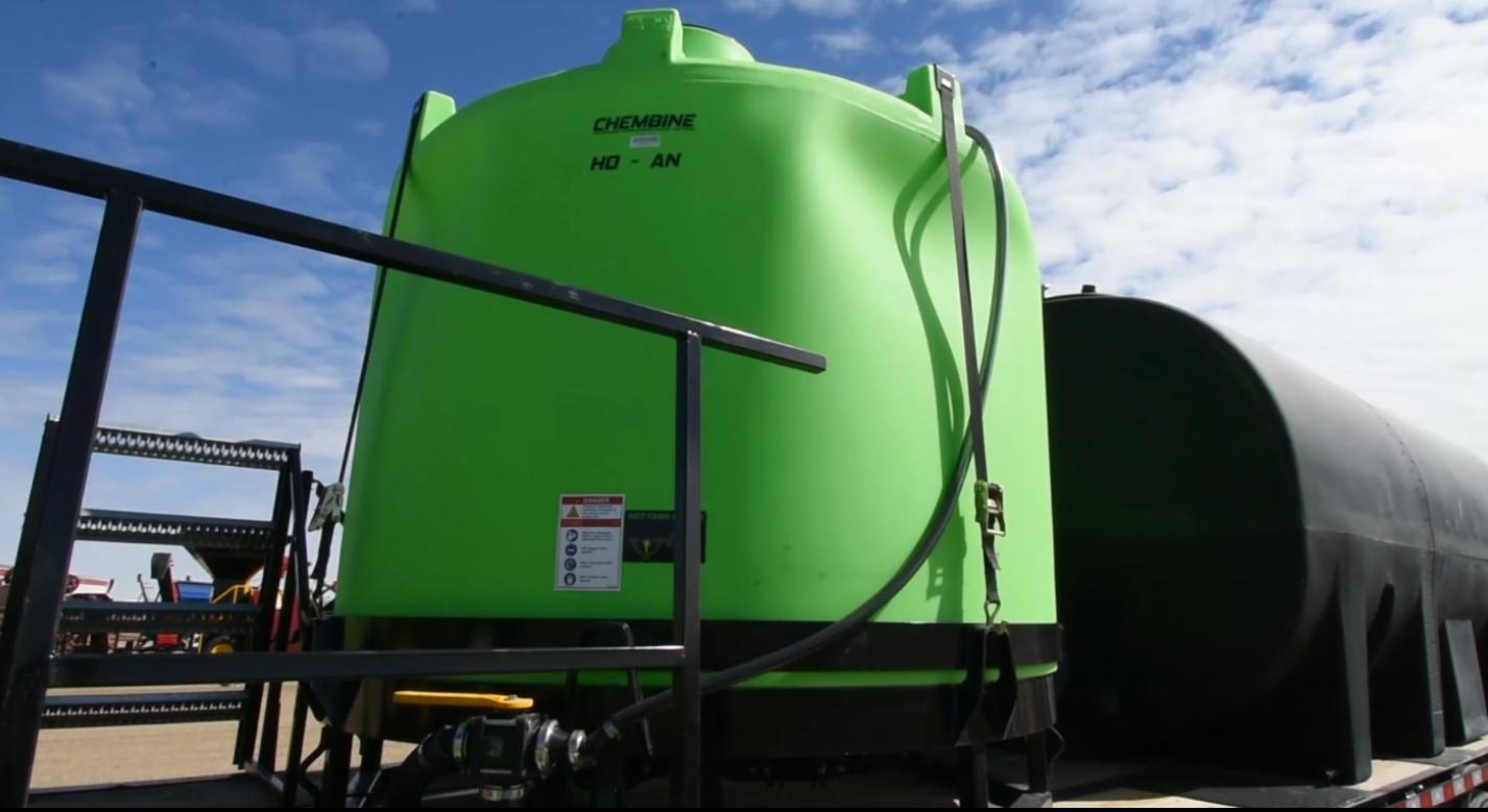 Chembine Hot-Tank
