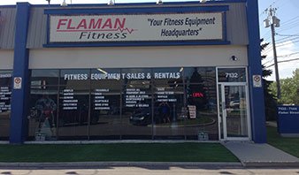 Home gym and fitness equipment stores near me