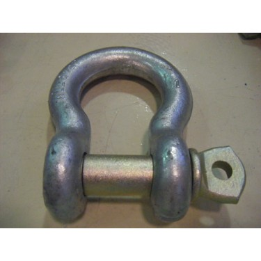 "1"" Shackle  8-1/2T  90,750lbs"