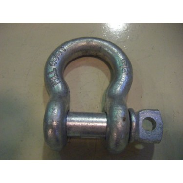"3/4"" Shackle  4-3/4T  52,250lbs"