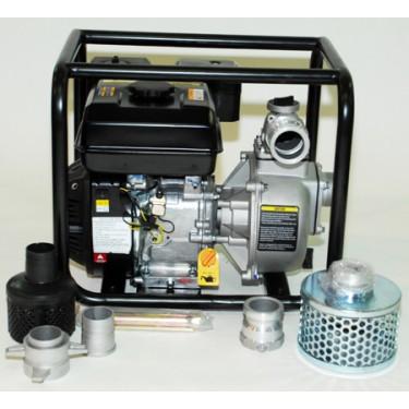 "B E 2"" 7 HP Water Pump with Cast Aluminum Pump"
