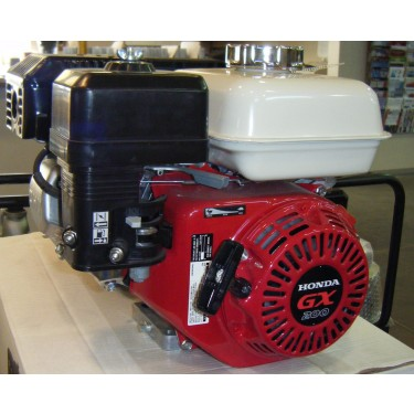 "Honda 3"" 6.5 HP Water Pump with Pacer Pump"