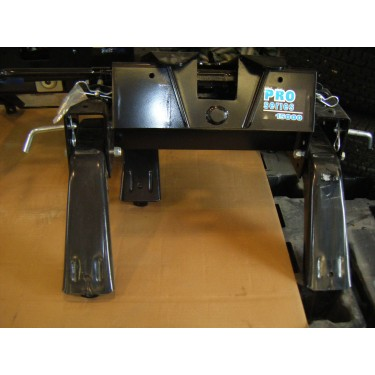Reese 15,000 lb 5th Wheel Hitch Double Pivot