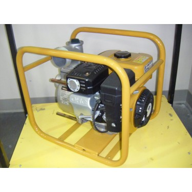 "Robin 3"" 6 HP Water Pump with Cast Aluminum Pump"