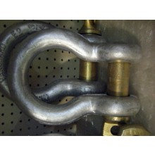 "1-3/4"" Shackle  25T  275,000lbs"