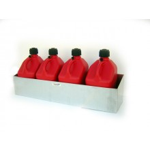 Fuel Jug Rack - 4 Mount