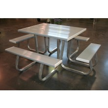 4 Sided Picnic Table