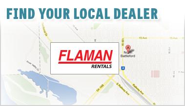 Flaman Rentals | Trailer Rental | Farm Equipment Rental