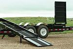 Swather Trailer