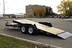 Tilt Deck Trailer 20ft