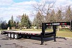 Flatdeck Trailer GN 24ft