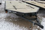 4 Place Snowmobile Trailer