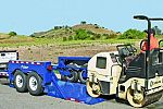 Air-Tow Level Load Hydraulic Trailer
