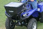 Grass Spreader - ATV Mount